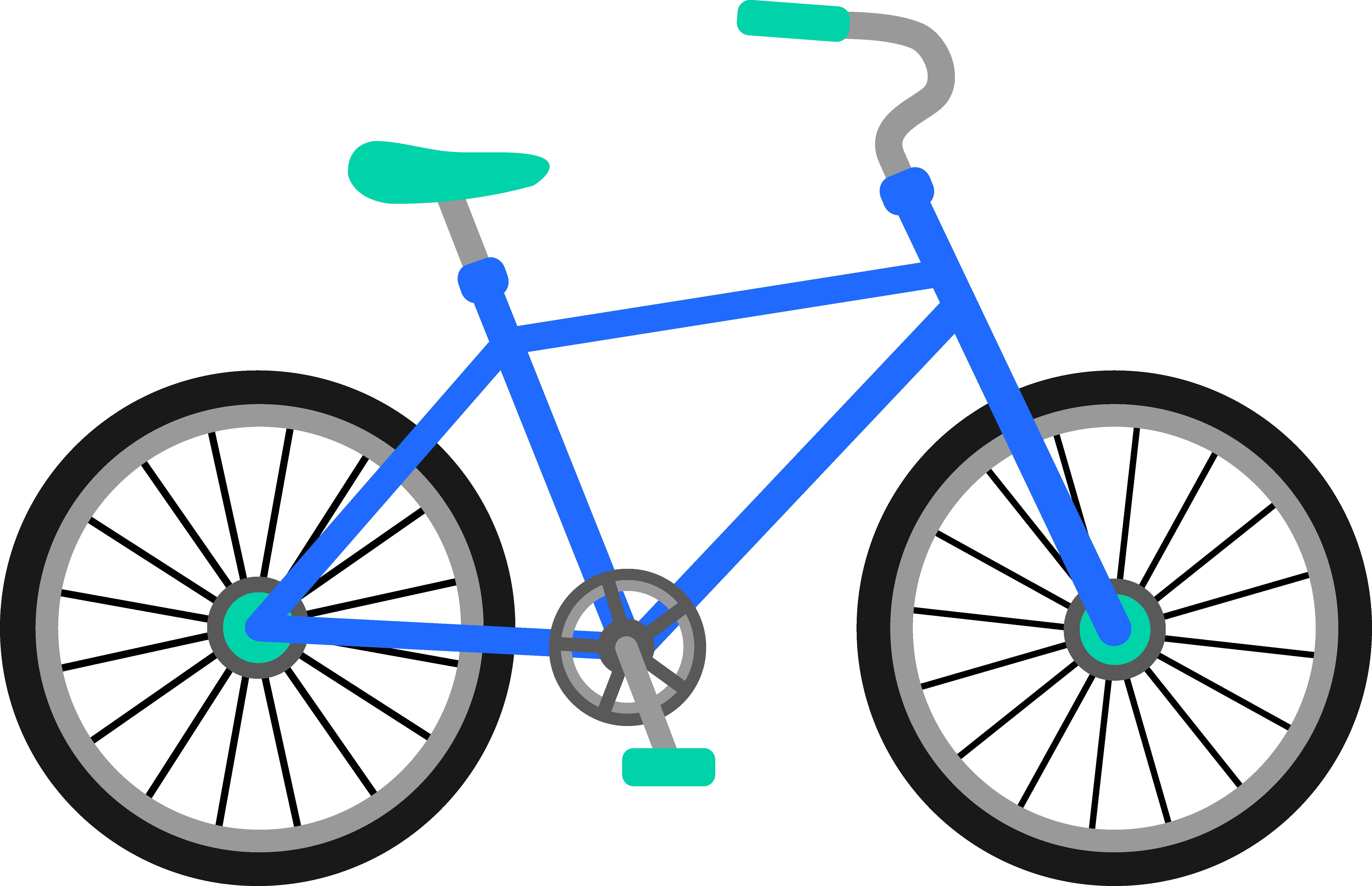 Bike clipart clip art. Kids id buzzerg