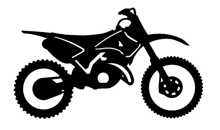 View bikes pinterest biking. Clipart bike dirt bike