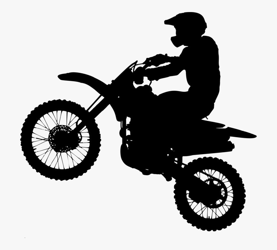 Clipart bike dirt bike. Free svg