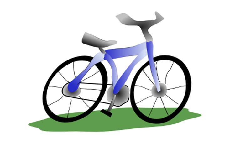 Top best bicycles in. Bike clipart hybrid bike