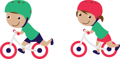Kido balance bikes kidsonbikes. Bike clipart kid bike