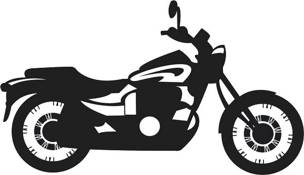 Bike clipart motorbike. Vintage motorcycle free download