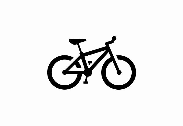 Silhouette at getdrawings free. Bike clipart mountain bike