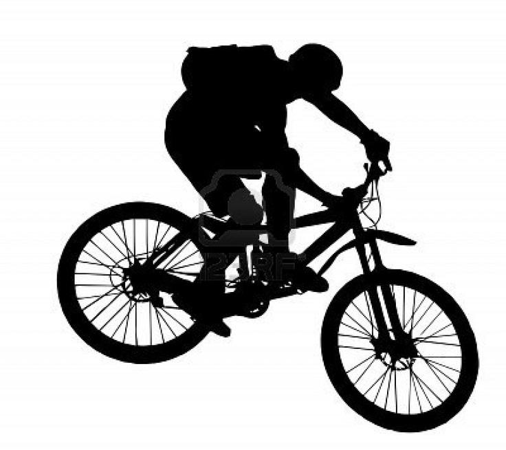 best mtb skills. Biking clipart mountain bike