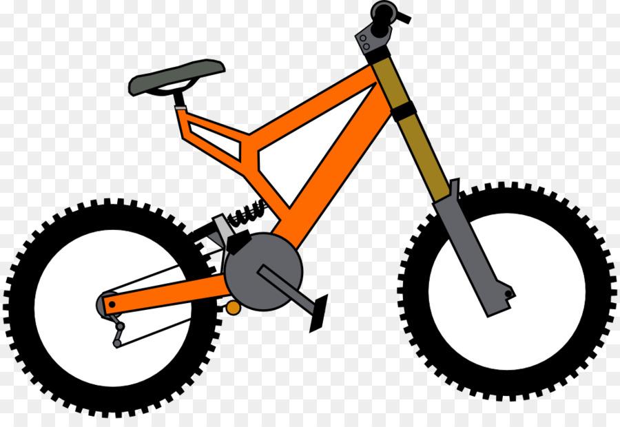 Cruiser bicycle bmx clip. Bike clipart mountain bike