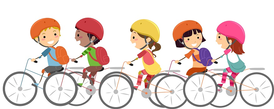 Bike clipart physical activity, Bike physical activity ...