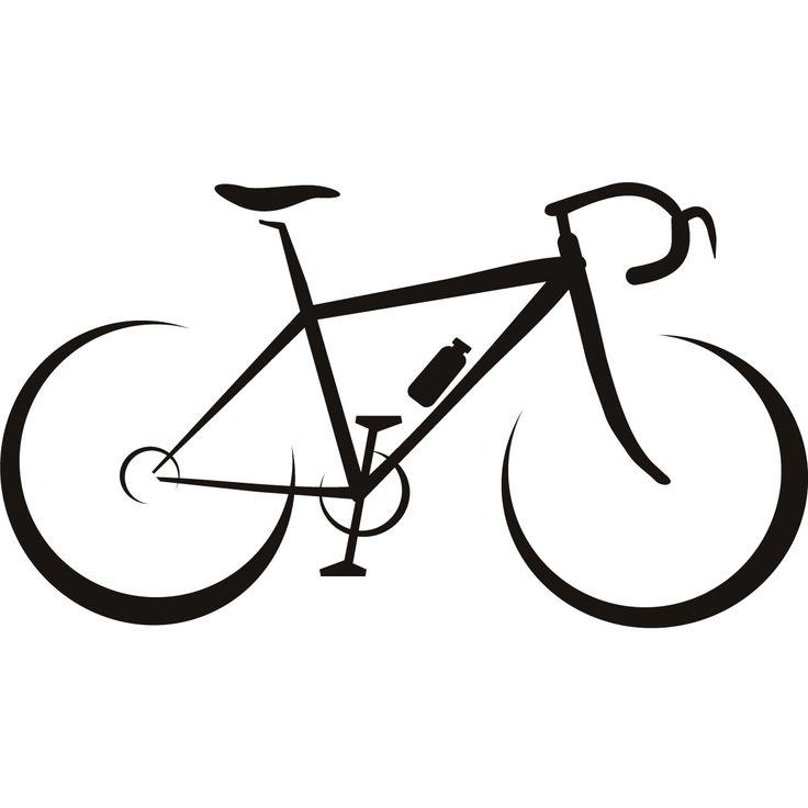 best bicis images. Bike clipart road bike
