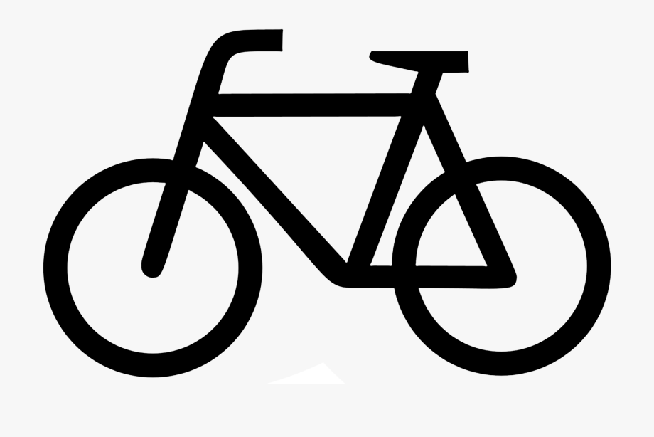 Bicycle sign bike tune. Cycle clipart cycle parking