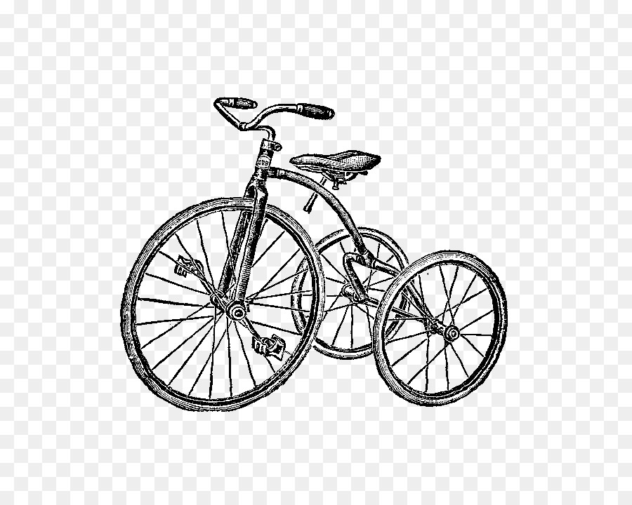 Bike clipart tricycle. Drawing bicycle photography clip
