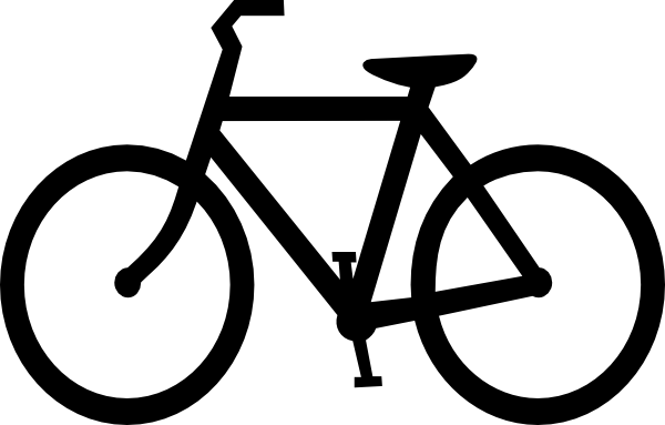 Bike clip art at. Cycle clipart