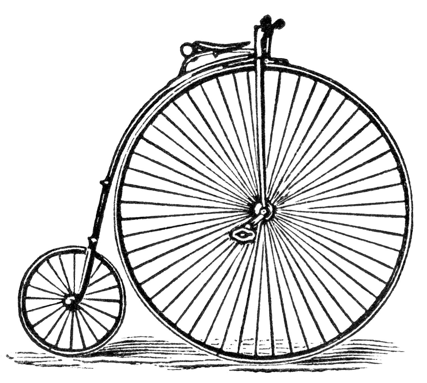 Biking clipart antique. Columbia bicycle steampunk graphics