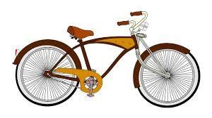 Biking clipart antique. Vintage bicycle google search