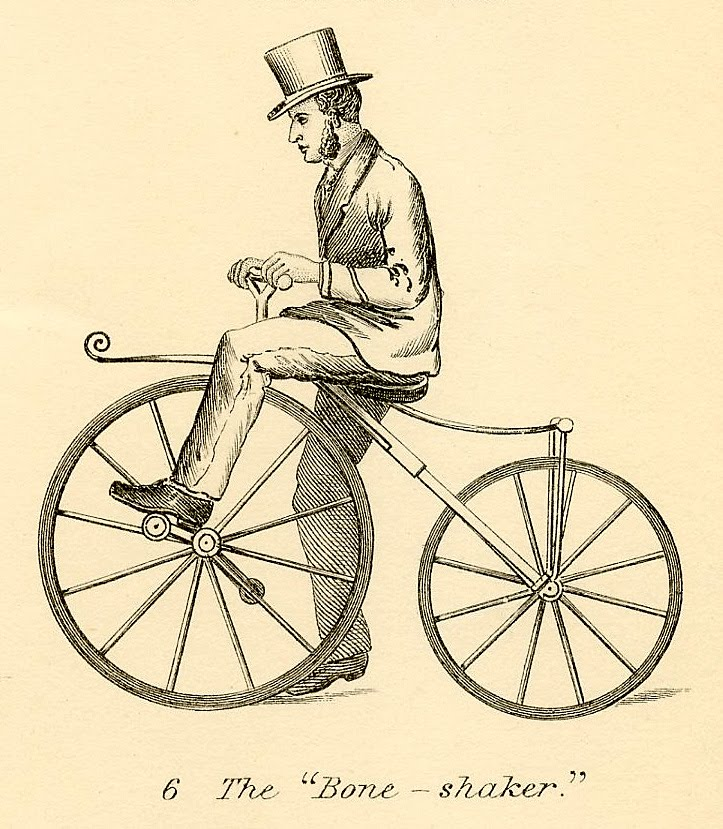 Biking clipart antique. Vintage clip art man