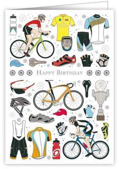 E f bef eef. Bike clipart birthday