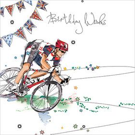 S cycling www lmfcards. Biking clipart birthday