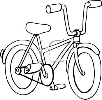 Bike station . Biking clipart black and white