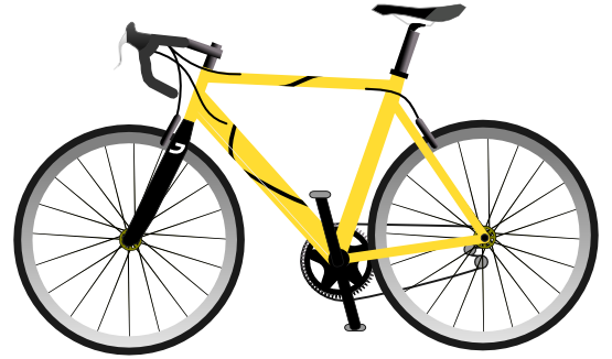 Free bicycle clip art. Biking clipart bycicle