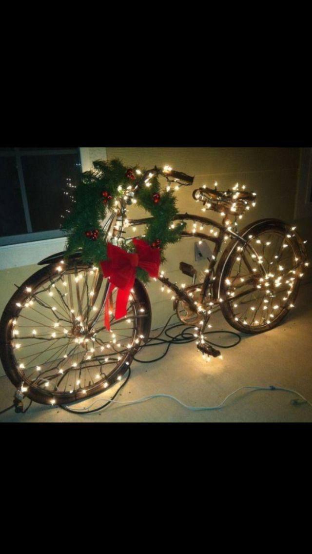Biking clipart christmas.  best xmas bike