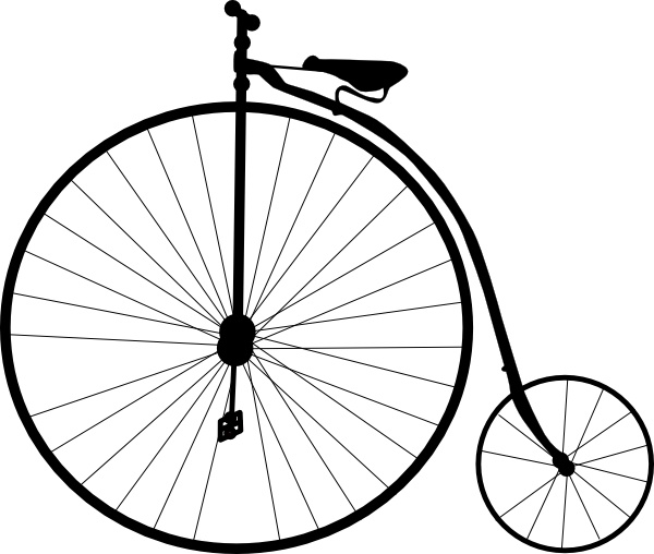 Bike clip art free. Biking clipart drawing