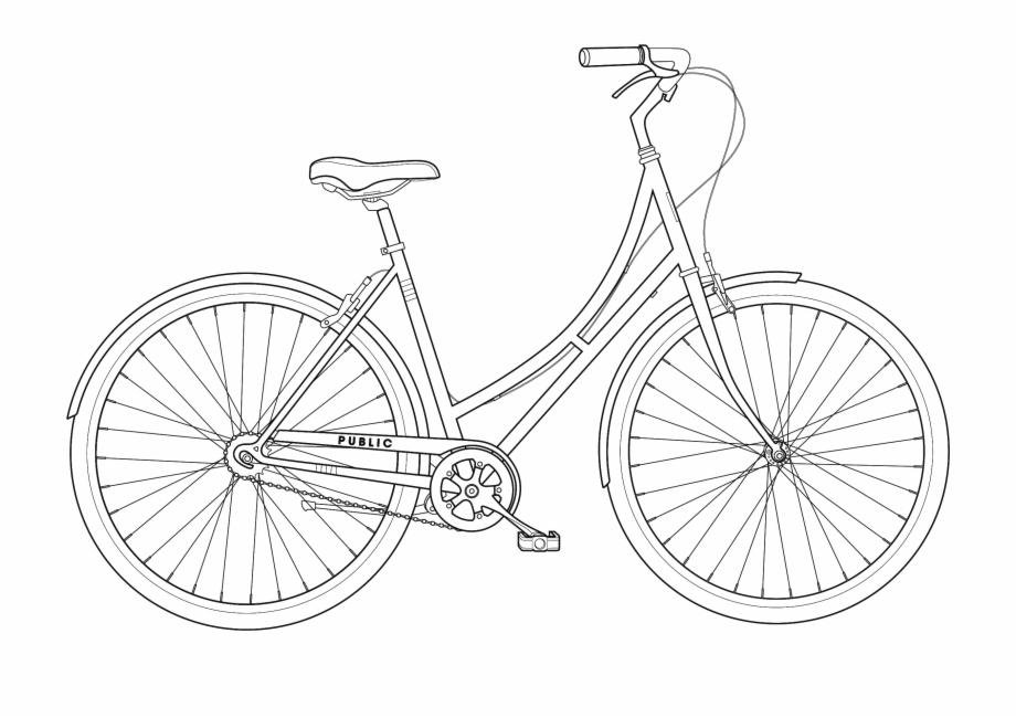 d bike speed. Biking clipart drawing