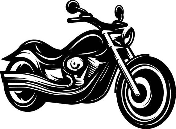 Biking clipart logo. Motorcycle bike biker repair