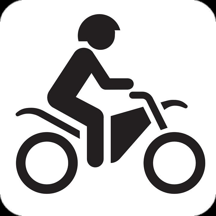 Biking clipart logo. Dirt bike shop of