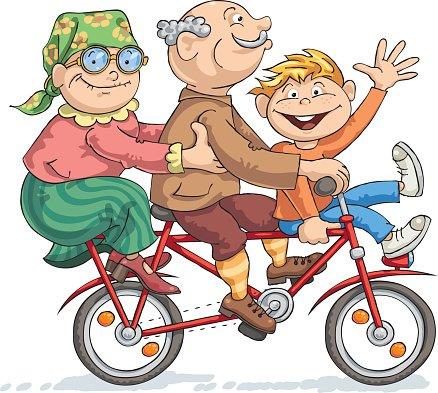 Fun bike ride premium. Biking clipart logo