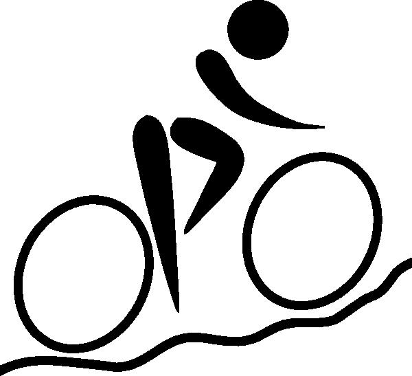 Logo clipart mountain. Olympic sports cycling biking
