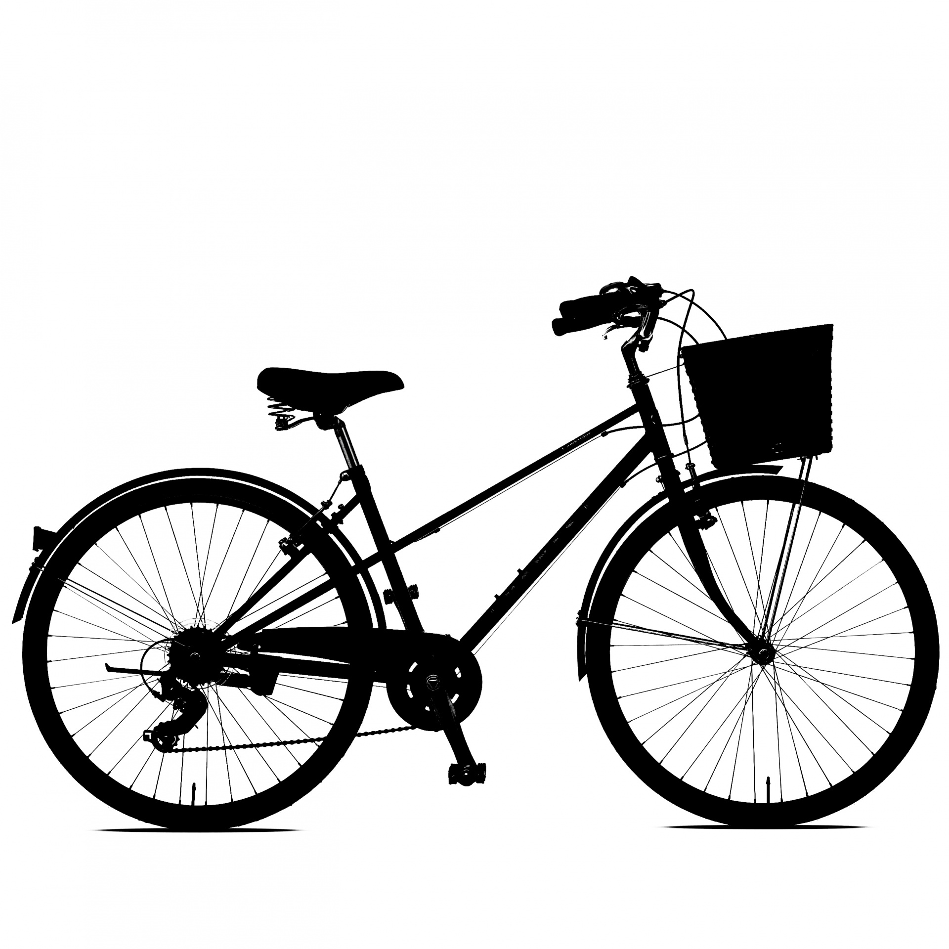 Biking clipart public domain. Bicycle free stock photo
