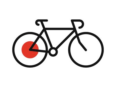 Copenhagen wheel icons by. Bike clipart road bike
