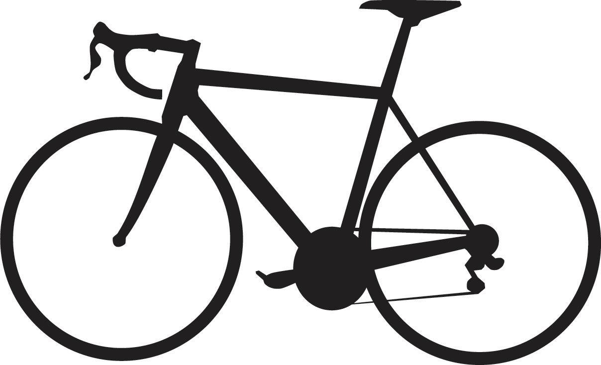 Biking free clip art. Clipart bike road bike