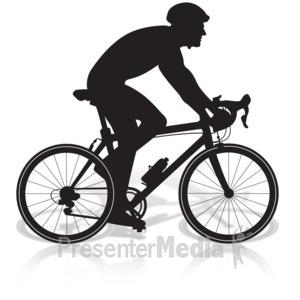 Biking clipart stick figure. Street cyclist racers hd
