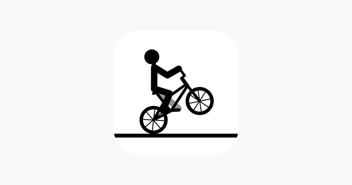 Biking clipart stick figure. Draw rider on the