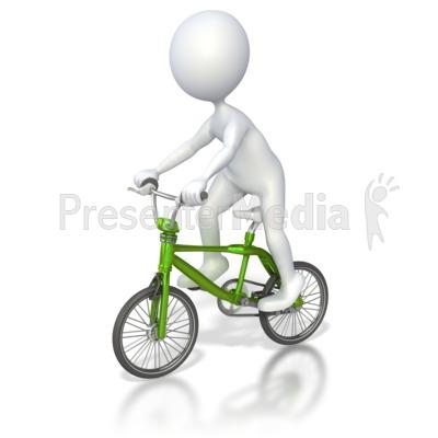 Biking clipart stick figure. Riding bmx bike sports