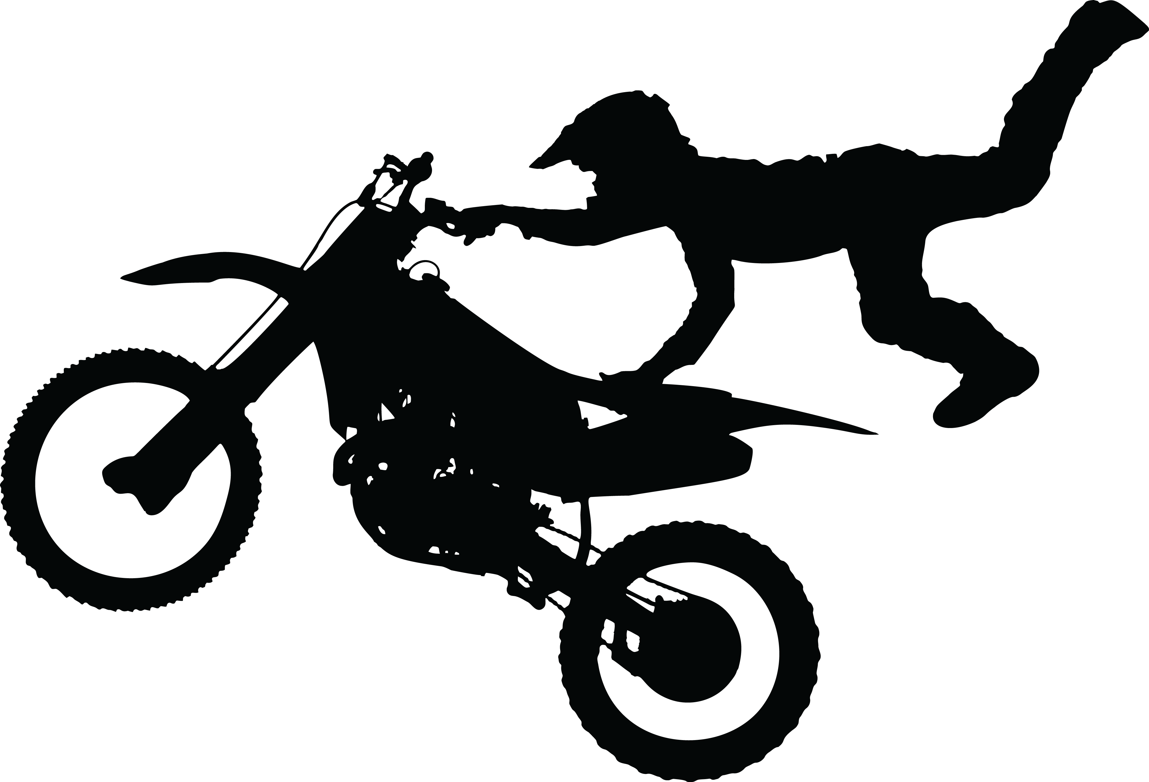 Dirt bike png free. Motorcycle clipart biker