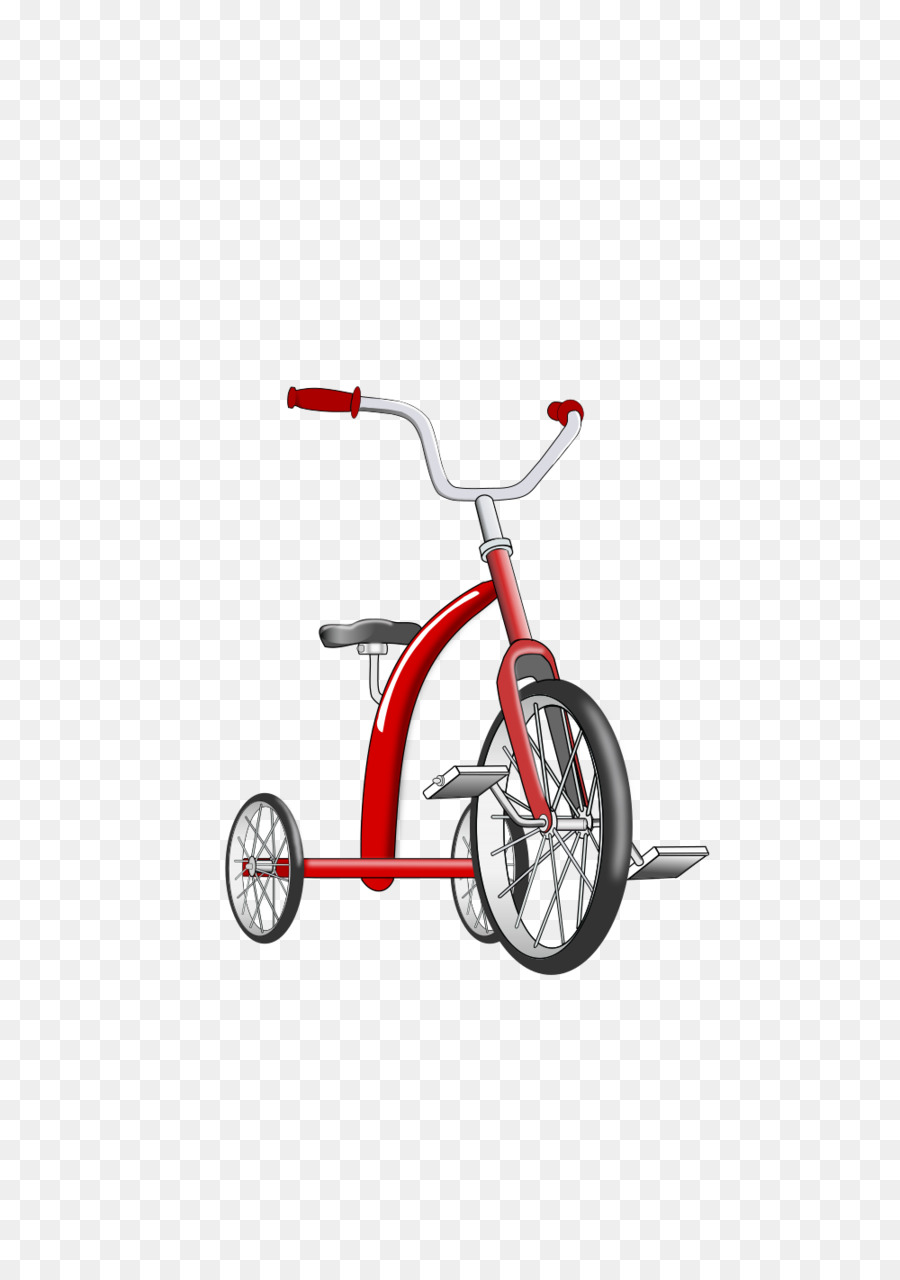 Biking clipart tricycle. Bicycle vehicle clip art