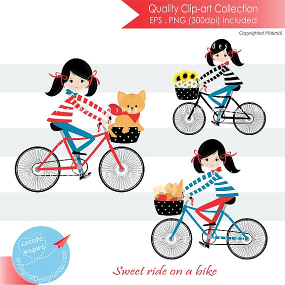 Biking clipart vector. On sale sweet ride