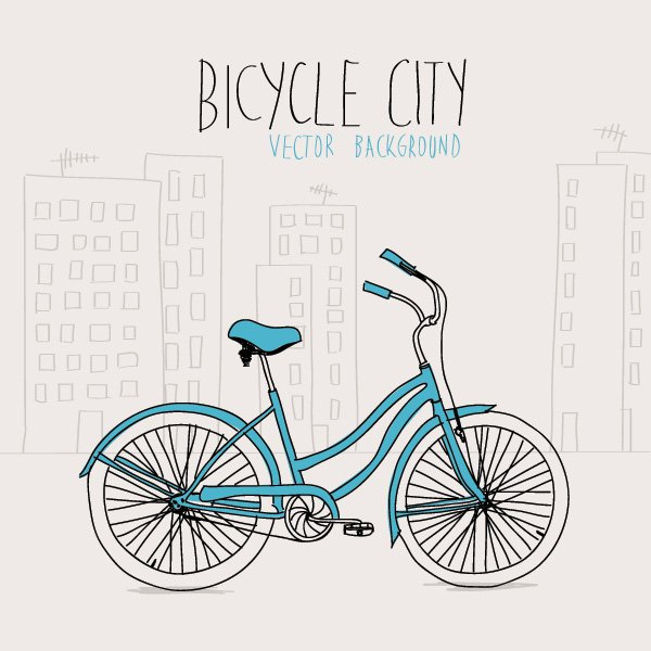Biking clipart vector. Take a ride graphic