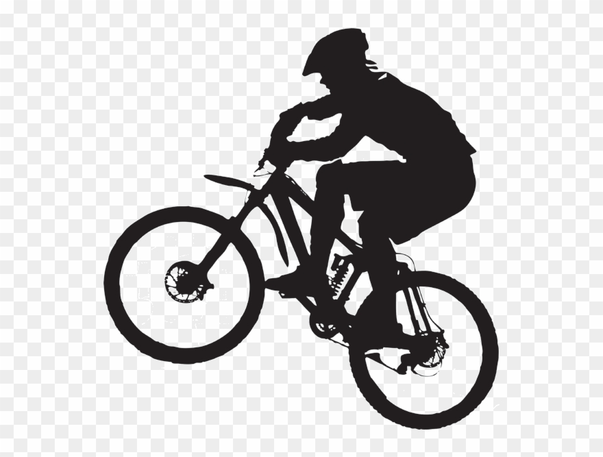 Jpg black and white. Biking clipart vector