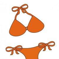 Squidoodle s sun clip. Bikini clipart baithing suit