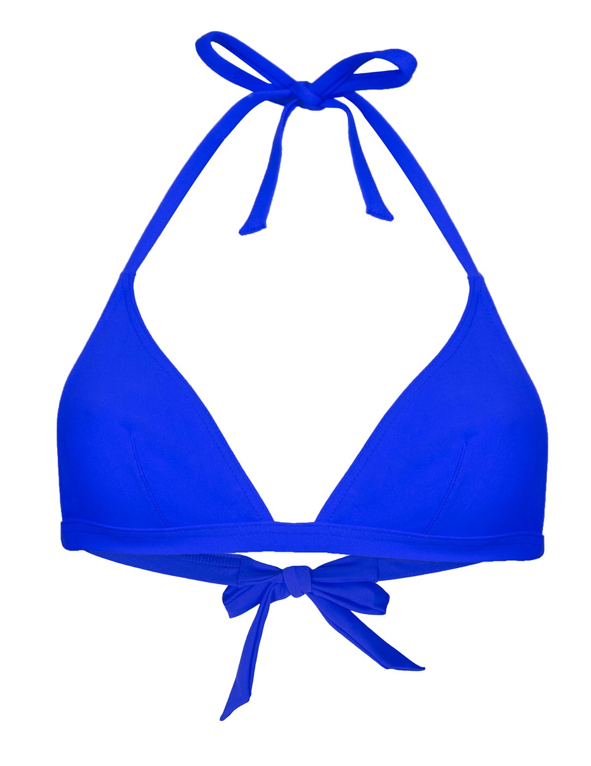 The triangle top statice. Bikini clipart blue bikini