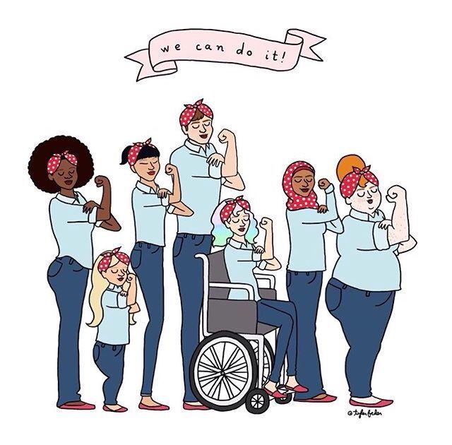 best solidarity images. Bikini clipart diverse group woman