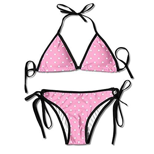 Bikini clipart pink swimsuit. Amazon com faverling fashion