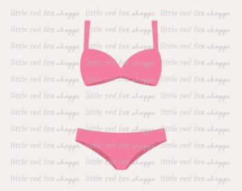 Bikini clipart swimsuit. Swim suit beach ocean