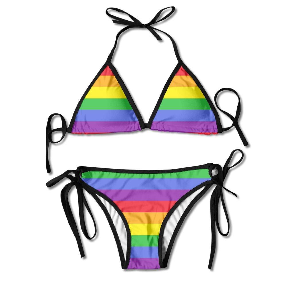 Amazon com pattern rainbow. Bikini clipart swimsuit