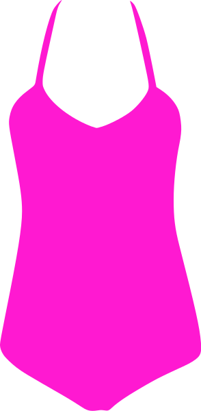 Bikini clipart transparent. Swimsuit