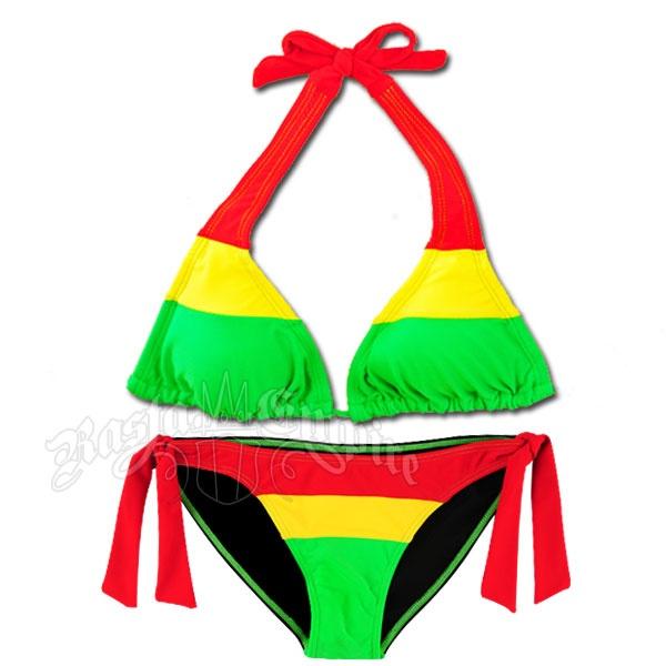 best rasta swimwear. Bikini clipart two piece swimsuit