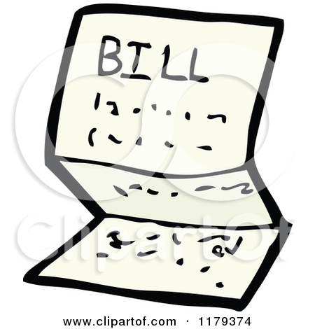 Bill clipart. Station