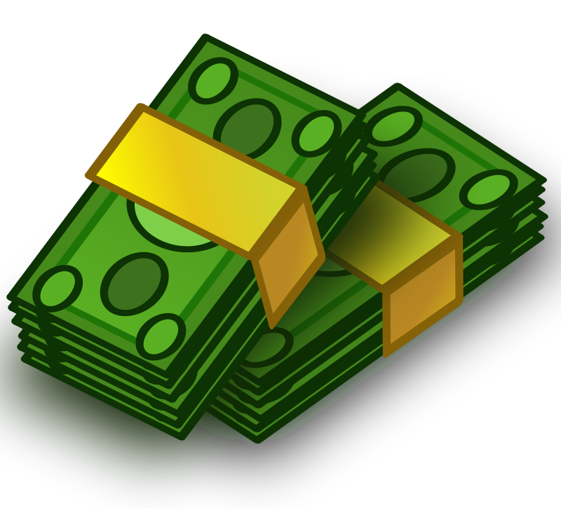 Animated money image group. Coin clipart note