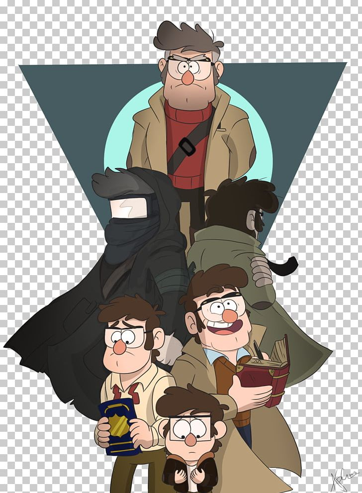 Dipper pines drawing cipher. Bill clipart animated